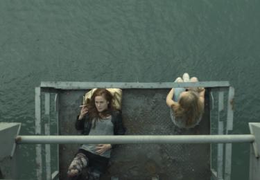 Snímek z filmu Špína