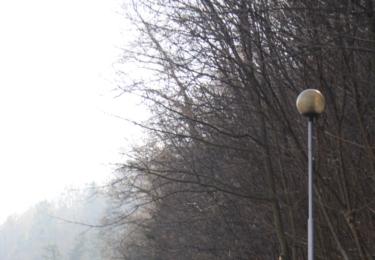 Jarní procházka kolem Bečvy
