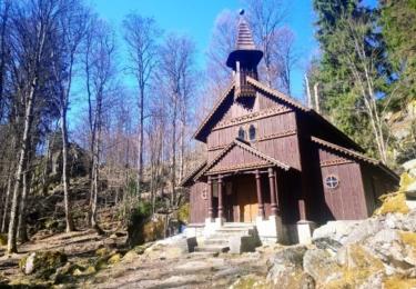 Ještě jednou dřevěná kaple
