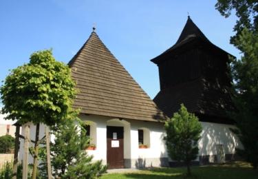 Barokní márnice a bývalá zvonice v Krásné Hoře