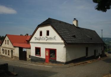 Divadelní domek v Lipnici