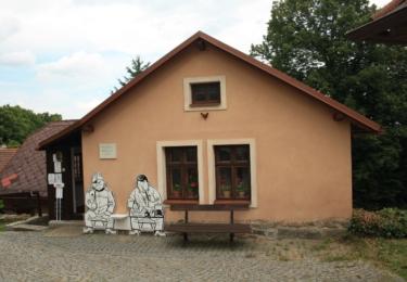 Haškův dům, dnes Haškův památník