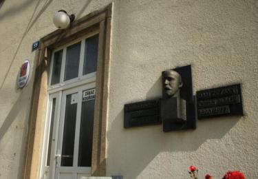 Busta Jana Zrzavého