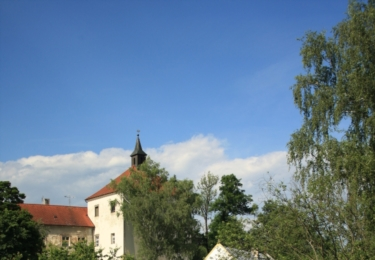 Okrouhlice - zámek