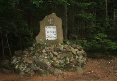 Památník Jiřího Wolkera