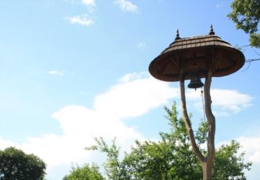 Zvonička v Bratroňově