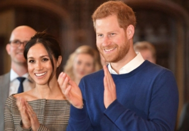 Harry a Meghan. Skoro civil