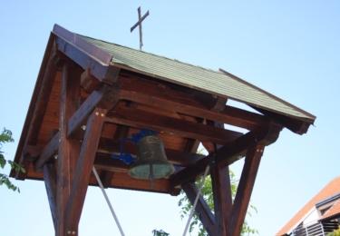 Zvonička v Boršové