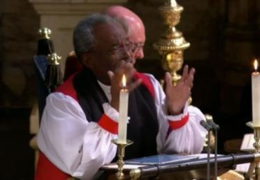 Tak to je ten americký biskup, co se o něm tolik mluví. Za mne - vypadal sympaticky. Je ale pravdou, že netuším, co říkal