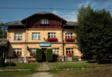 Střezimířské nádraží