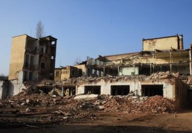 Bartošova továrna... už není, co bývala