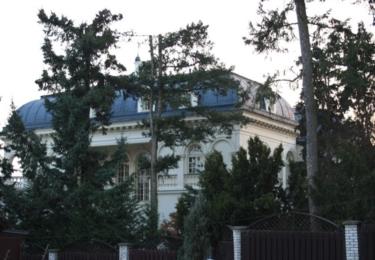 Vila továrníka Bartoše