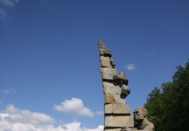 Památník u Brandýsa nad Orlicí