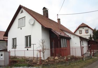 Dům, v němž Pleva prožil část dětství