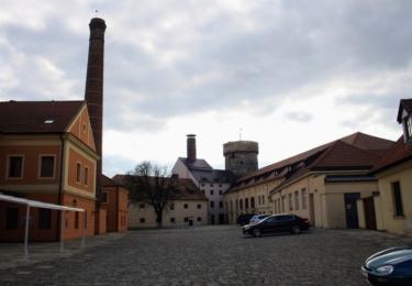 Areál filmové továrny