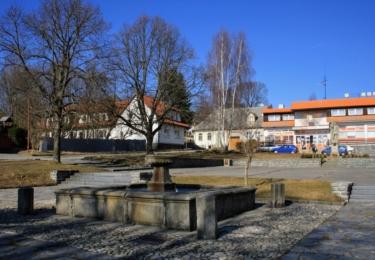 Moravská Svratka náměstí