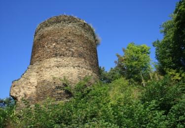 Trosky hradu