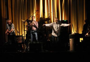 Koncert Bratří Ebenů v Liberci, v roce 2012 (foto Jan Pešek)
