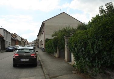 Ulice, kterou se vydal vrah na