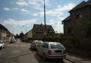 Charvátova adresa se nacházela v této ulici