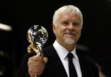 Tim Robbins získal v Karlových Varech křišťálový glóbus