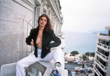 Susan Sarandon byla v osmdesátých letech vyhlášena v anketě jako hollywoodská hvězda s nejkrásnějším poprsím