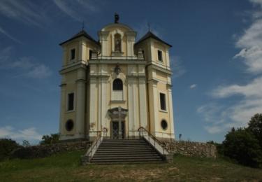 Kostel svatého Jana Křtitele a Panny Marie Karmelské