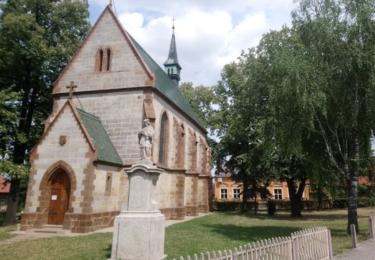 Kaple Nejsvětějšího vykupitele v Radimi