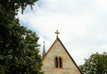 Kaple Vykupitele v Radimi