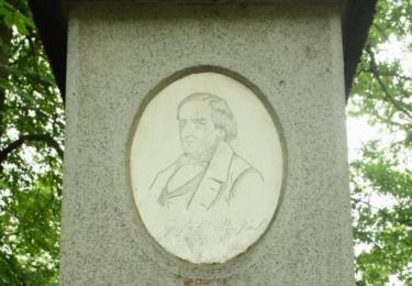 Památník vynálezce lodního šroubu
