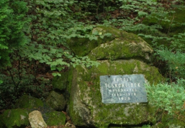Památník Rudolfa Těsnohlídka