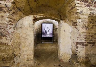 Jihlava vystavuje velkoformátové snímky zakladatele havířského průvodu Johanna Haupta