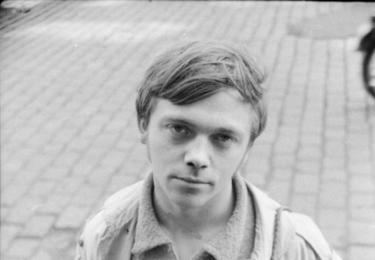 Mladičký Karel Kryl (foto Supraphon)