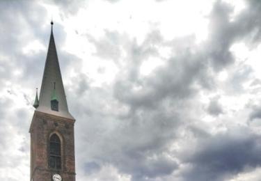 Kostel v Kralupech