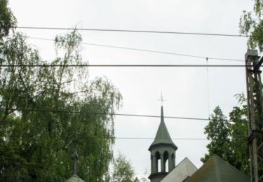 Kostel v Nelahozevsi