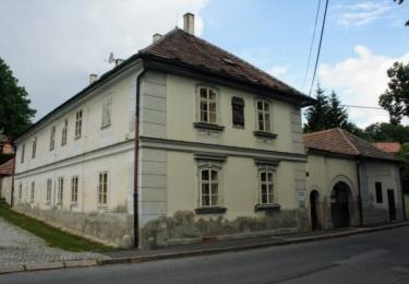 Rodný dům Antonína Dvoříka