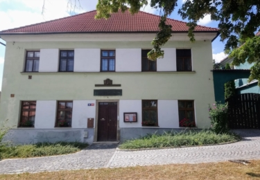Rodný dům Bedřicha Hrozného