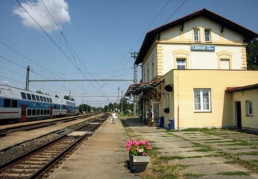 Libické nádraží