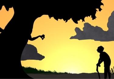 Strom (režie Imrich Kútik, Stredná umelecká škola animovanej tvorby Bratislava)