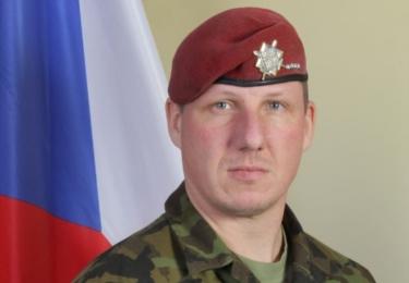 Martin Marcin, rotný. R.I.P. Ve středu 8. srpna 2018 ve 12.00 zazní sirény na památku padlých vojáků