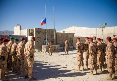 8. července uctili příslušníci 10. strážní roty BAF minutou ticha památku padlých v Afghánistánu. Od roku 2007 zemřelo v souvislosti s plněním úkolů v Afghánistánu 11 vojáků.