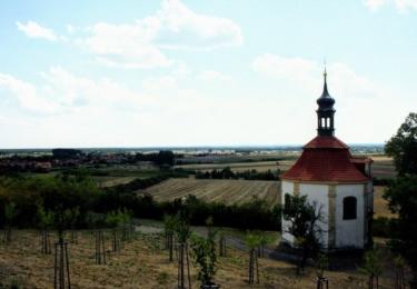 Kaple svatého Jana Křtitele v Dřísech
