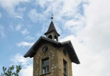 Opuštěná vila v Dřísech