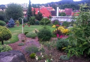 Zahradnictví v Kamenici