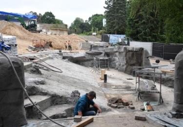 V Rostocku, v tamní Zoo, se na Norii moc těší, vybudovali jí nový domov