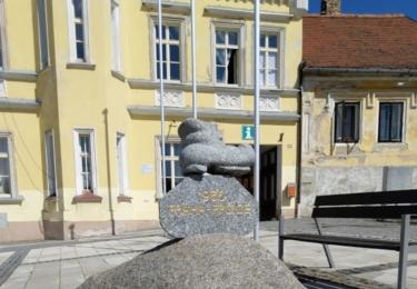 Památník Prčický Škrpál