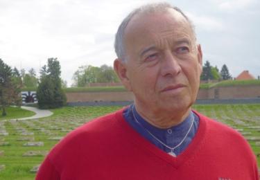 Ivan Vyskočil v 13. komnatě, foto ČT