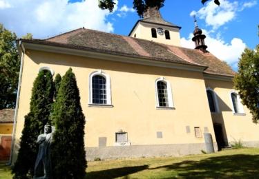 Jesenický kostel / René Flášar