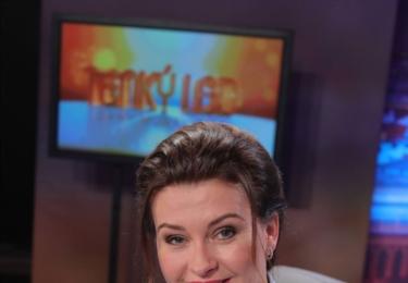 A Dana Morávková se svým pořadem... Soukup TV Barrandov přeci jen neutáhne úplně sám