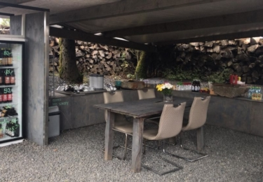 Luční bar v Krásné Lípě